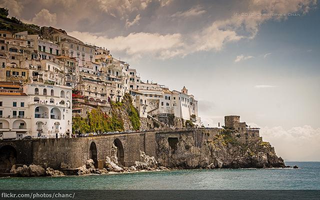 Salerno to Amalfi